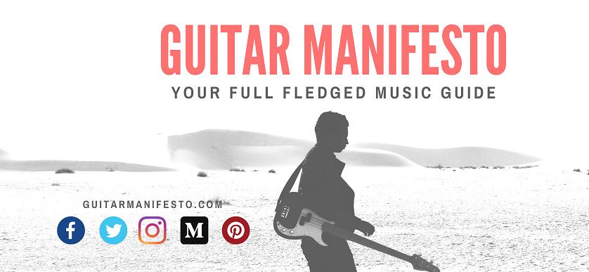 guitar manifesto